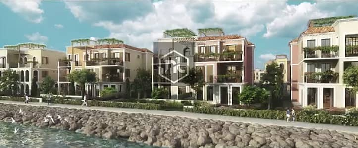 4 Bedroom Townhouse for Sale in Jumeirah, Dubai - Beachfront Townhouses  Limited Availability| Book Now!