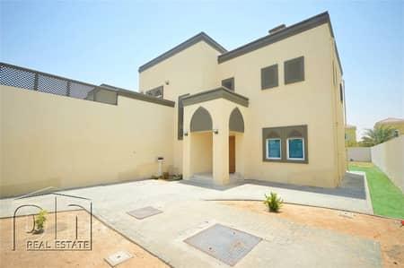 فیلا 3 غرفة نوم للايجار في جميرا بارك، دبي - Genuine|Corner Plot|District 5|Great Condition