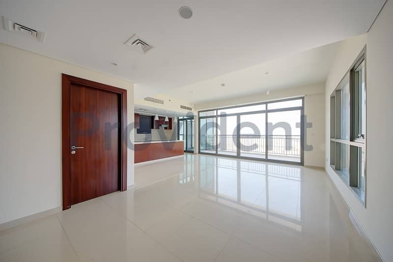 2 Bright and Spacious 2 Bedroom plus Study