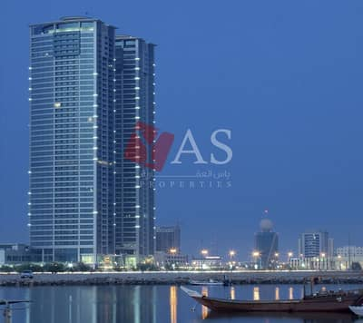 Office for Sale in Dafan Al Nakheel, Ras Al Khaimah - Spacious Shell & Core Office Full Floor for Sale in Julphar Tower.