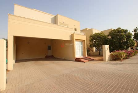 4 Bedroom Villa for Rent in The Meadows, Dubai - Lowest 4 BR + Maid's room |Meadows 9 | Type 2