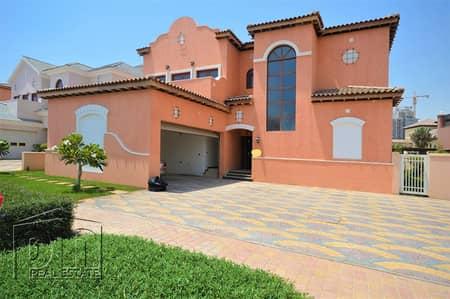 4 Bedroom Villa for Rent in Jumeirah Golf Estate, Dubai - Well Priced - Genuine Orage Lakes Villa
