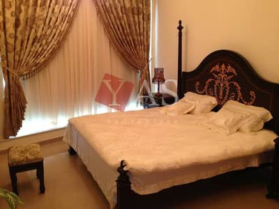 1 Bedroom Flat for Sale in Al Nakheel, Ras Al Khaimah - Furnished Full Sea View-1 Bedroom Apartment