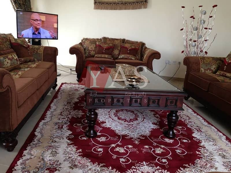 2 Furnished Full Sea View-1 Bedroom Apartment
