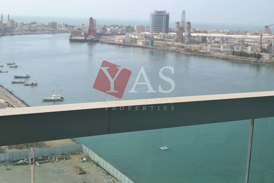 10 Furnished Full Sea View-1 Bedroom Apartment