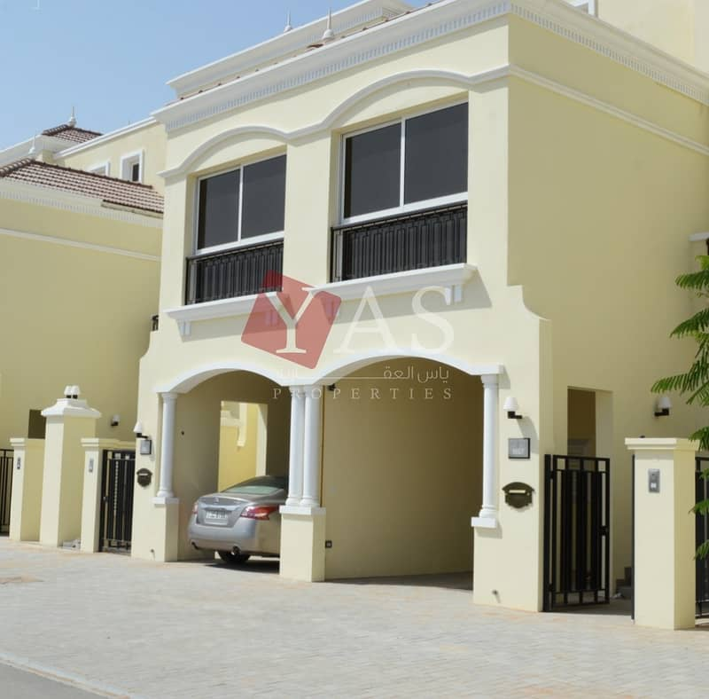 3 Bedr  Maid Room Bayti Villa for Sale.
