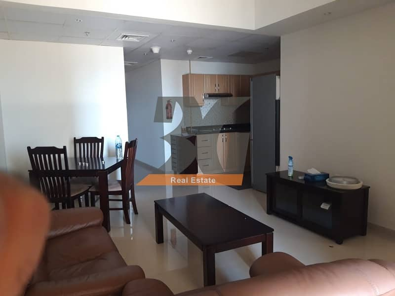 1 Brand New  Furnished 1Bed in Elite 8 Sports City
