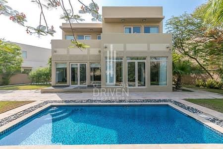 فیلا 3 غرفة نوم للايجار في المرابع العربية، دبي - Amazing 3 Bedroom Villa with Private Pool