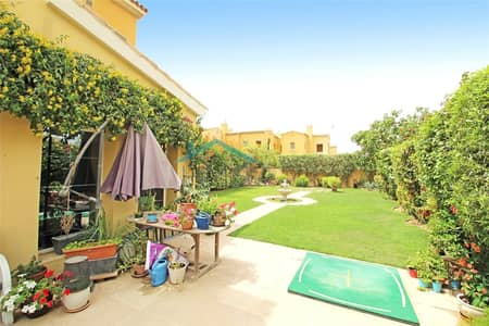 3 Bedroom Villa for Sale in Arabian Ranches, Dubai - LARGEST PLOT|EXTENDED|VACANT ON TRANSFER