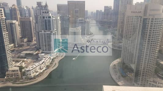 4 Betroom Penthouse with Full Duabi Marina and Lake view