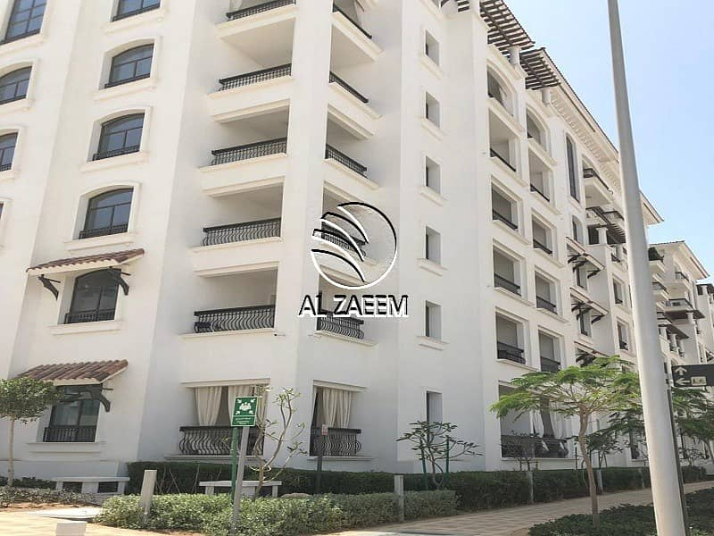 On Ground Floor w/ Balcony 1 Bedroom Apartment Ansam