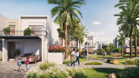 4 Bedroom Villa for Sale in Dubai South, Dubai - Few units left | Live Next to Expo 2020 | Greenview