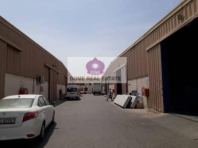 مستودع  للايجار في القصيص، دبي - Well maitained 4000 sqft insulated warehouse avilable for rent
