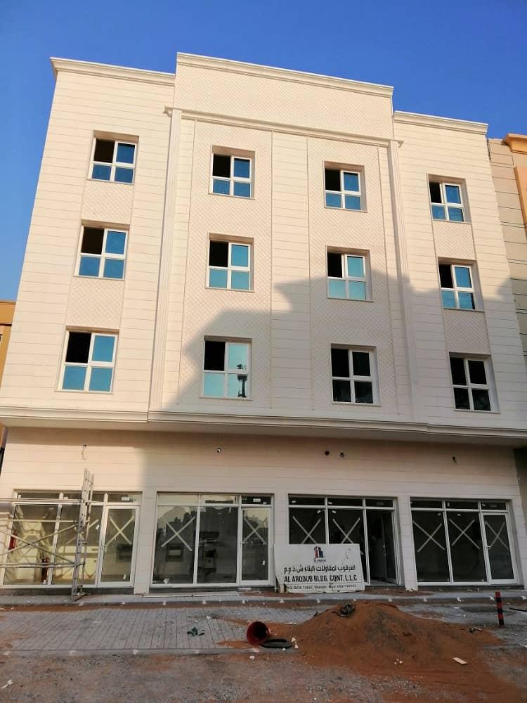 مبنى سكني في مبنى مويلح مويلح 4100000 درهم - 4145893