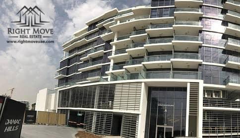 شقة في غولف بانوراما B غولف بانوراما داماك هيلز (أكويا من داماك) 1 غرف 659999 درهم - 4145895