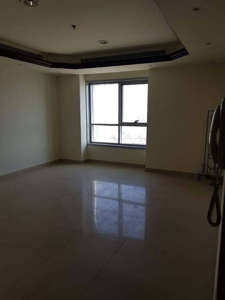 VERY BIG & HOT SALE 2 BHK WITH 2 MASTER ROOM PLUS MAID ROOM IN CORINCHE TOWER AJMAN