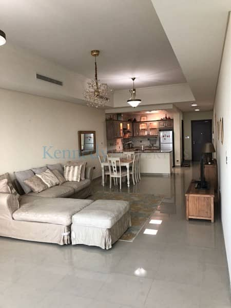 Vacant  2 Bedroom Furnished and remodeled