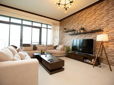 3 Bedroom Flat for Sale in The Hills, Dubai - Most demanded 3 bed| Golf view| Vida Residences 2