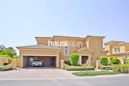 فیلا 4 غرفة نوم للايجار في المرابع العربية، دبي - 4 bedrooms + Maids   Close to park and pool