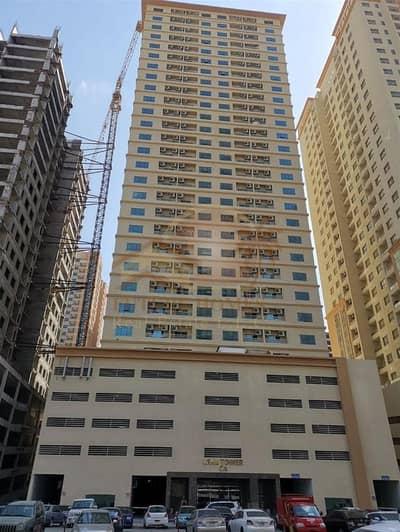 شقة 2 غرفة نوم للبيع في مدينة الإمارات، عجمان - غرفتين وصالة أطلالة شارع الشيخ محمد بن زايد ___تملك الان