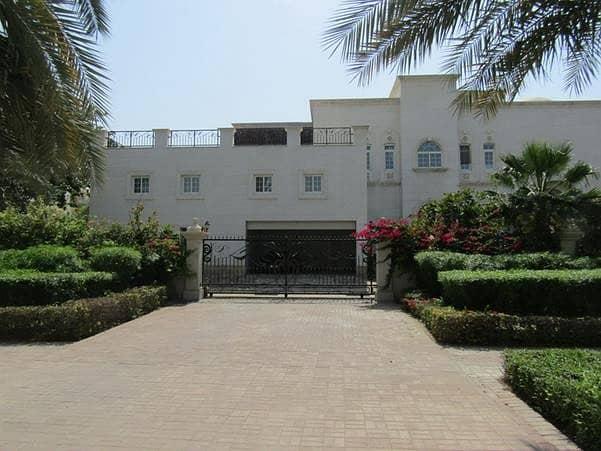 فیلا في مونتغمري هيلز تلال الإمارات 5 غرف 15300000 درهم - 4146163
