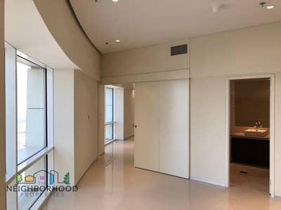 فلیٹ 2 غرفة نوم للايجار في شارع الشيخ زايد، دبي - Spacious 2 bed Duplex  Sea View 1 Month Free