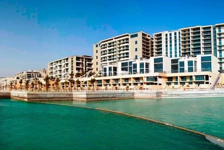 بنتهاوس 4 غرف نوم للايجار في شاطئ الراحة، أبوظبي - Seaside 4BR + M Penthouse with Furnished