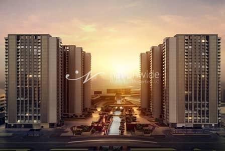 2 Bedroom Flat for Sale in Al Reem Island, Abu Dhabi - Off Plan 3BR Apartment w/ Scenic Terrace
