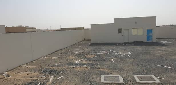 Industrial Land for Rent in Al Saja, Sharjah - 10000 Sq Ft Open Land with boundary wall TOLET in Al Sajja Sharjah