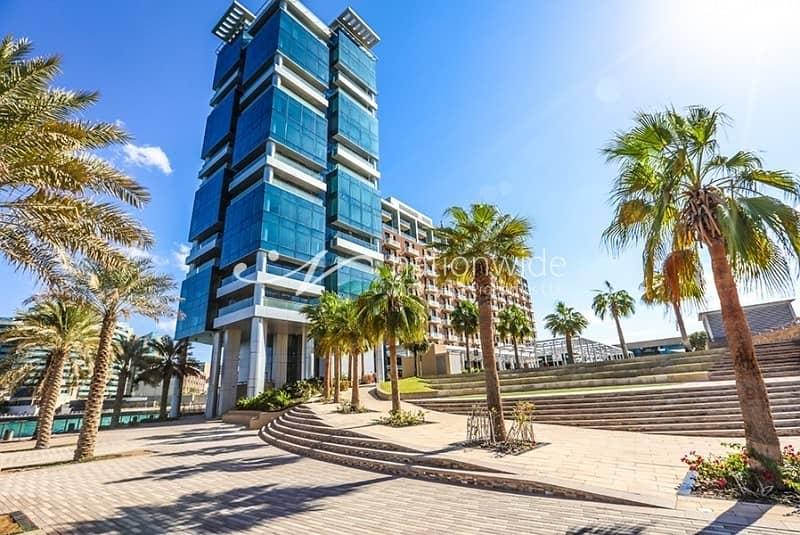 Beachfront 2BR Apartment + Scenic Balcony
