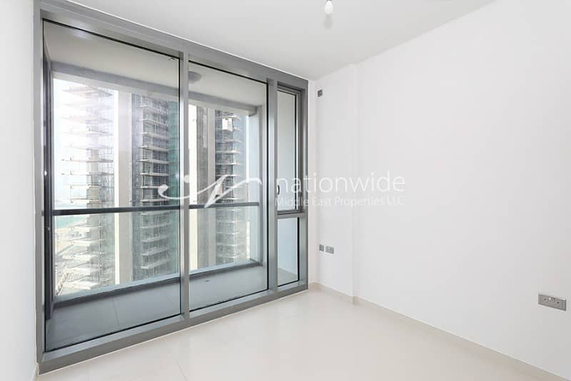 10 Ready To Move In 1BR Apt. in Meera Shams