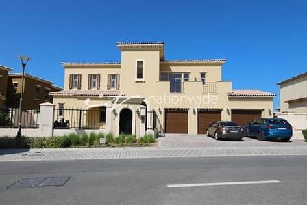 7 Bedroom Villa for Sale in Saadiyat Island, Abu Dhabi - Extraordinary Living 7BR + Private Pool