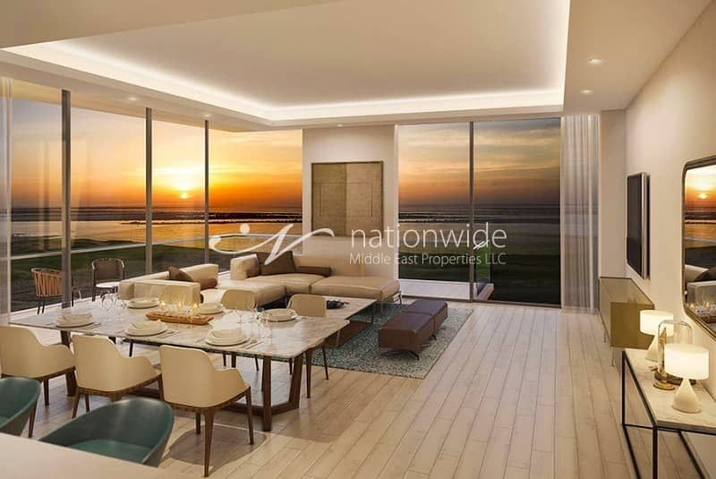 2 Off-Plan 2 Bedroom Apt with Amazing View
