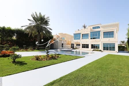 4 Bedroom Villa for Sale in Marina Village, Abu Dhabi - Modified 4 BR +1 Villa with Private Pool