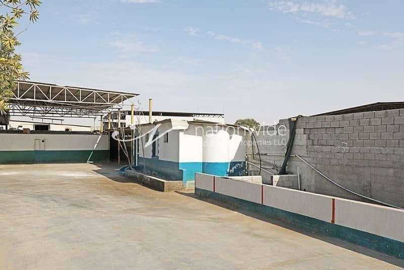2 Big Warehouse in Mussafah is Up For Sale