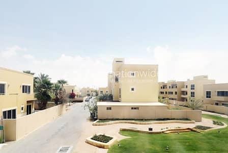 تاون هاوس 4 غرفة نوم للبيع في حدائق الراحة، أبوظبي - Huge 4 BR Townhouse Type A + Rental Back