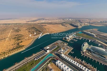Plot for Sale in Yas Island, Abu Dhabi - Great Location Residential Plots for Sale