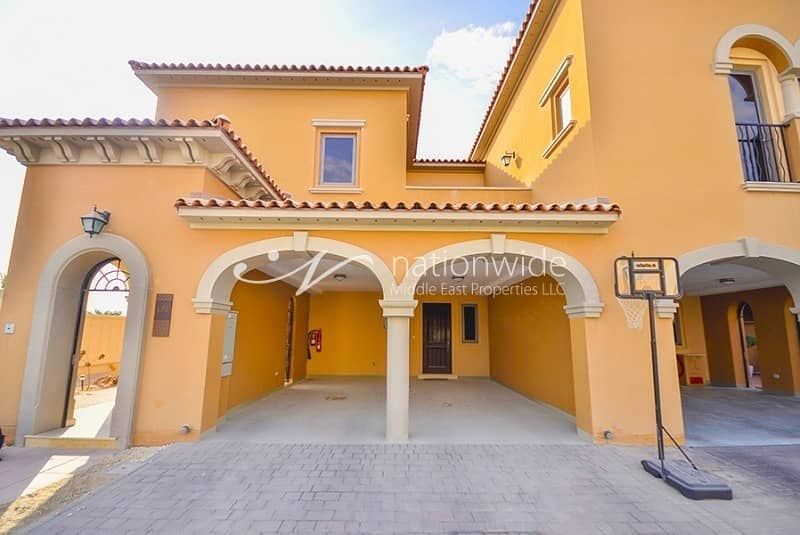 Well Maintained 3BR Townhouse in Saadiyat