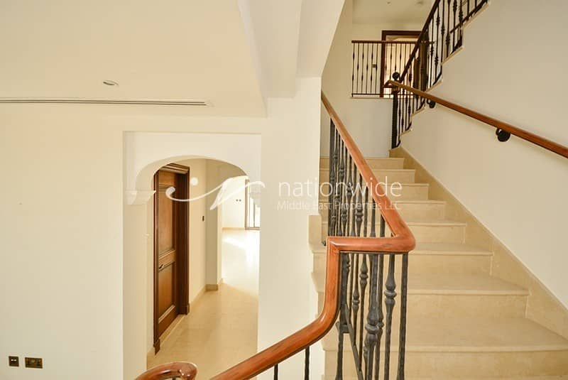 2 Well Maintained 3BR Townhouse in Saadiyat