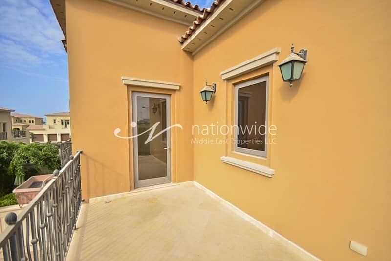 10 Well Maintained 3BR Townhouse in Saadiyat