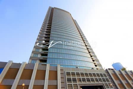 1 Bedroom Apartment for Rent in Al Reem Island, Abu Dhabi - Up for Rent Now 1 BR Apt w/ 1 Month Free