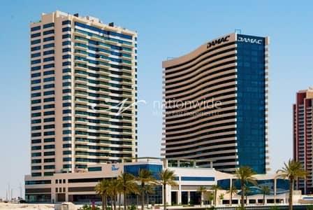 شقة 1 غرفة نوم للبيع في جزيرة الريم، أبوظبي - A Must See 1 BR Apt. with Rental Refund!