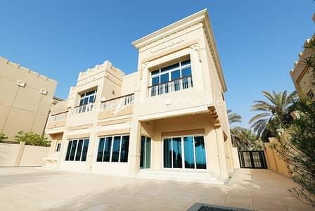 فیلا 5 غرفة نوم للايجار في قرية مارينا، أبوظبي - Vacant Superb 5BR Villa w/ Private Garden