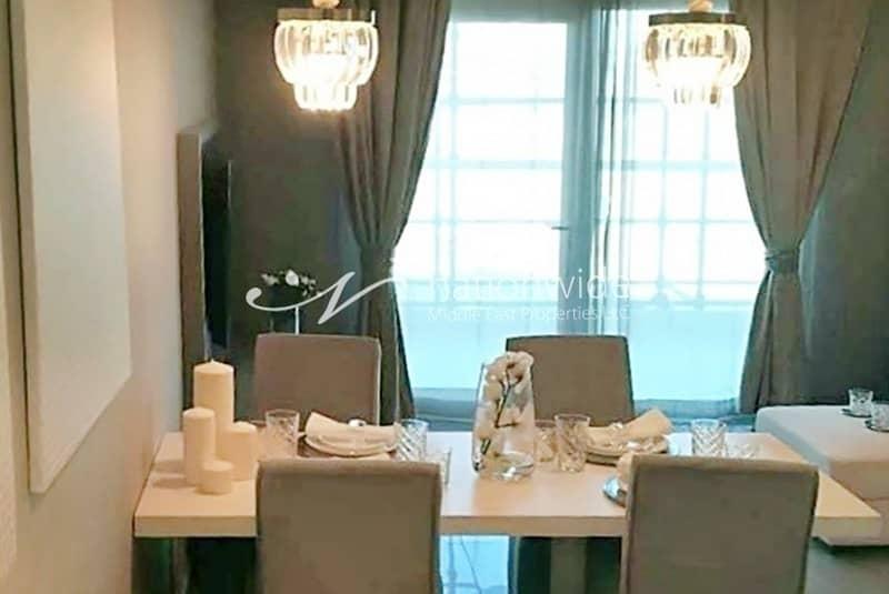 2 Brand New 1 BR Apartment In Masdar City!