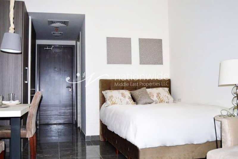 Brand New 1 BR Apartment In Masdar City!