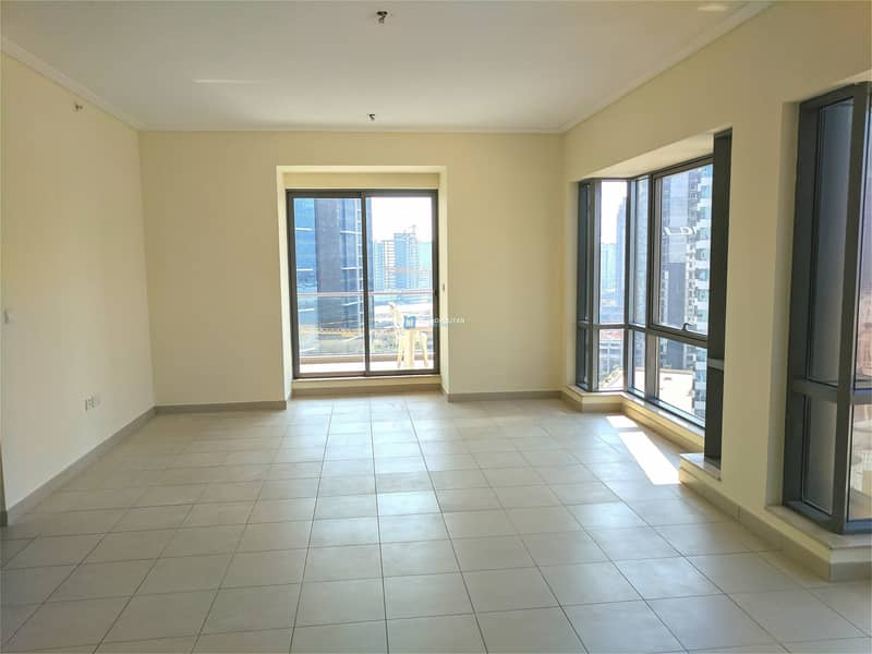 2 Burj and Canal View | Spacious | Great Price