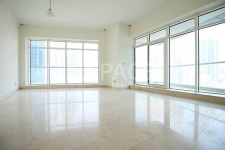 شقة 3 غرفة نوم للايجار في دبي مارينا، دبي - 3 Master Bedrooms & Full Marina View