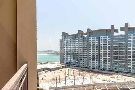 فلیٹ 2 غرفة نوم للبيع في نخلة جميرا، دبي - Exclusive|High Floor| 2BR maid's room|VACANT