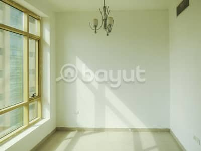 فلیٹ 2 غرفة نوم للايجار في القاسمية، الشارقة - غرفتين وصالة في القاسمية- شهر مجاناً -حراسة 24 ساعة -كاميرات مراقبة داخل وخارج البناية -مواقف للسكان
