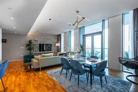 شقة 2 غرفة نوم للايجار في جزيرة بلوواترز، دبي - Ready to Move in this Luxury BW Aparment